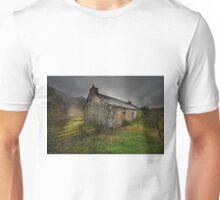 Abandoned in the Scottish Highlands Unisex T-Shirt