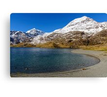 Snowdonia National Park Canvas Print