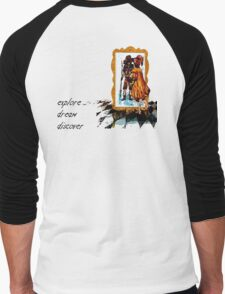 The Prince and the Pauper  Men's Baseball ¾ T-Shirt