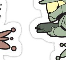 Halo Sticker