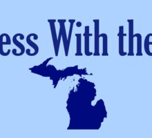 Don't Mess with the Mitten Sticker