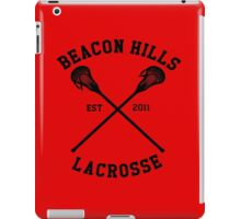 beacon hills 2011 iPad Case/Skin