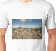 Cairn at Blea Crag Unisex T-Shirt