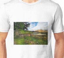 Old Barn on Ullswater Unisex T-Shirt