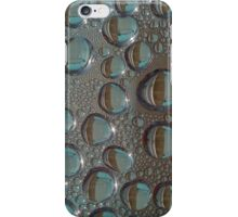 Big water drops iPhone Case/Skin