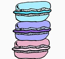 trio of macarons Unisex T-Shirt