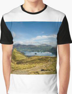 Derwent Panorama Graphic T-Shirt