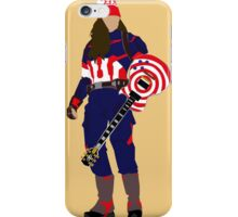 captain buckethead iPhone Case/Skin