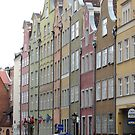 Long Street (market) Gdansk, Poland  by mikequigley