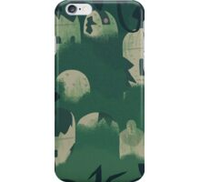 Jungle Ruins iPhone Case/Skin