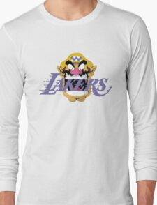 Wario Lakers Long Sleeve T-Shirt