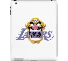 Wario Lakers iPad Case/Skin