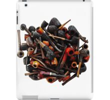 Various Pipes iPad Case/Skin