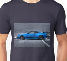 The Blue Ghost Unisex T-Shirt