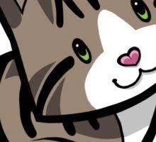 Henry Kitty Sticker