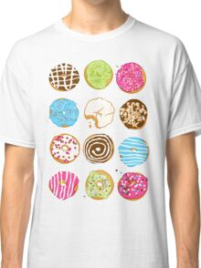 Sweet donuts Classic T-Shirt
