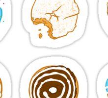 Sweet donuts Sticker