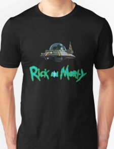Space Ship T-Shirt