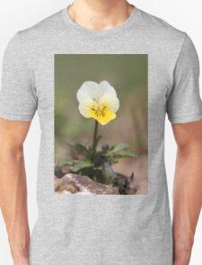 Wild Field Pansy Unisex T-Shirt