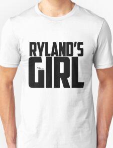 Ryland's Girl - Black T-Shirt