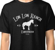 Lon Lon Ranch Equestrian Team Classic T-Shirt