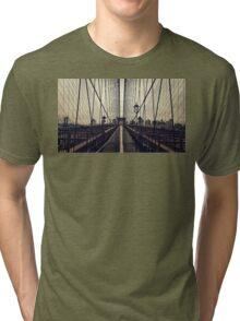 The Brooklyn Bridge Tri-blend T-Shirt