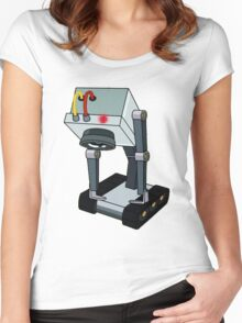 Robo Women's Fitted Scoop T-Shirt