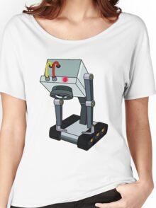 Robo Women's Relaxed Fit T-Shirt