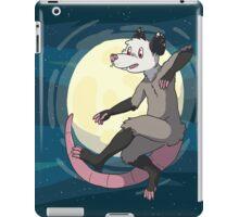 Opossum In Space iPad Case/Skin
