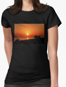 Dawn in the South sixth series Womens Fitted T-Shirt