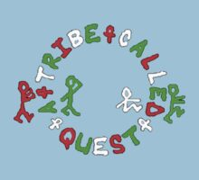 A tribe called quest - ATCQ One Piece - Short Sleeve