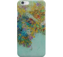 Wordly Flowers iPhone Case/Skin