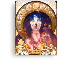Ladyluck Canvas Print