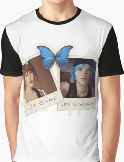 Love is Rare, Life is Strange Graphic T-Shirt