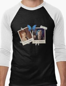 Love is Rare, Life is Strange Men's Baseball ¾ T-Shirt