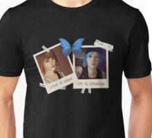 Love is Rare, Life is Strange Unisex T-Shirt