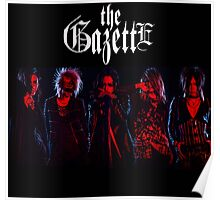 The Gazette Band 1 Poster