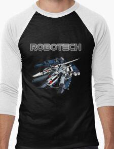 Robotech Super Valkyrie Men's Baseball ¾ T-Shirt