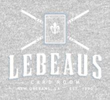 Lebeau's Card Room - New Orleans, LA One Piece - Short Sleeve