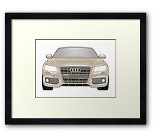 Audi Framed Print