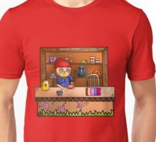 Comfy at the Roost Unisex T-Shirt
