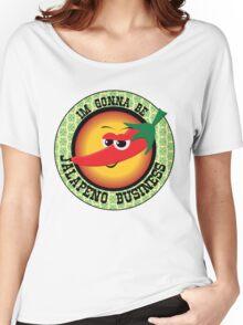 Jalapeno biz Women's Relaxed Fit T-Shirt