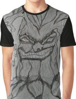 Bad Apple Graphic T-Shirt