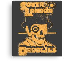 South London Droogies A Clockwork Orange Movie Quote Canvas Print