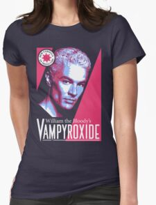 Vampyroxide Womens Fitted T-Shirt