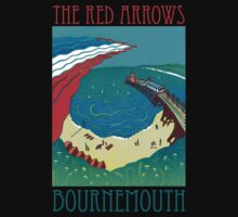 Red Arrows, Bournemouth Kids Tee