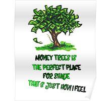 Kendrick Lamar Money tree Poster