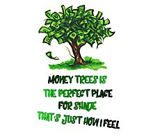 Kendrick Lamar Money tree Photographic Print