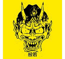 hannya mask Photographic Print