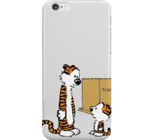 little hobbes iPhone Case/Skin